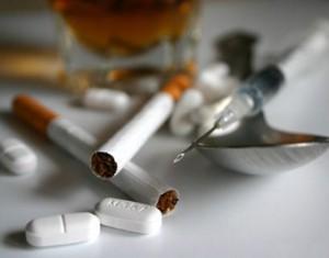 Курение и наркотики